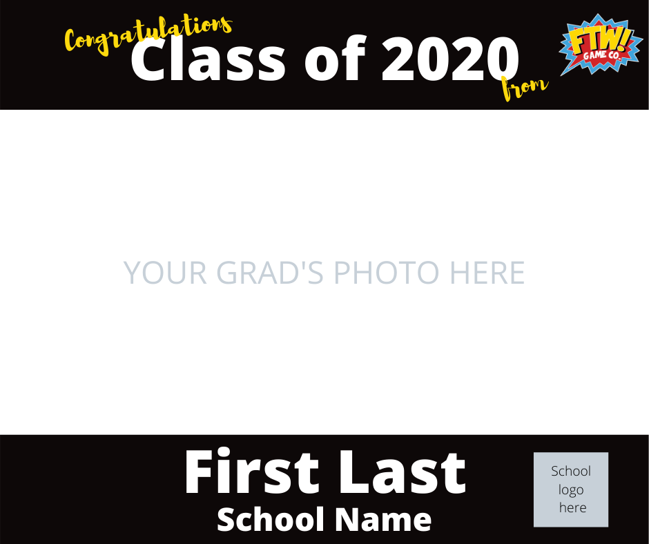 Shout Out to 2020 Grads: Submit Now!